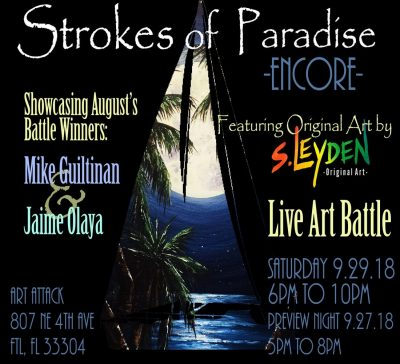 Strokes of Paradise: Encore