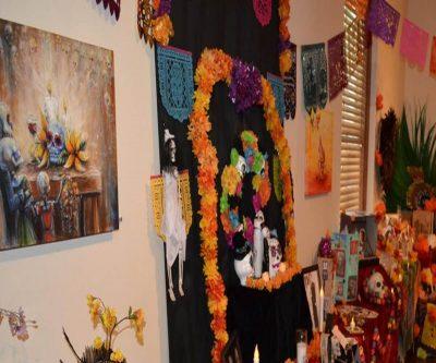Florida Day of the Dead Ofrendas and Art Exhibitio...
