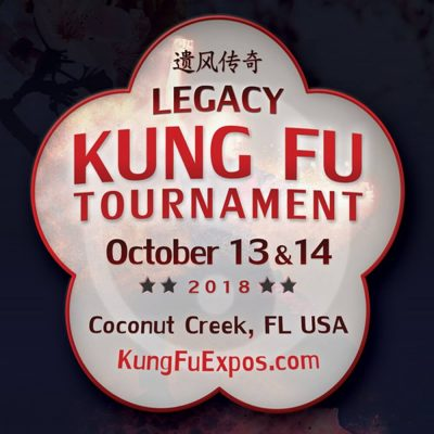 1st Annual Legacy Kung Fu Tournament & Integrative Health Fair