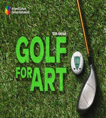 Golf for Art