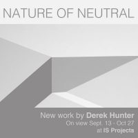 Opening Reception: Nature of Neutral