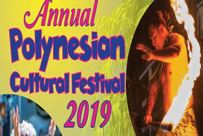 THE 16TH ANNUAL POLYNESIAN CULTURE FESTIVAL 2019