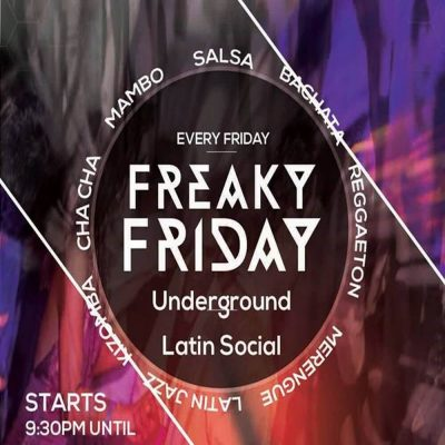 Freaky Friday at Nuevolution Dance