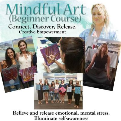 Mindful Art for Beginners - 3rd Saturdays