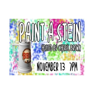 Paint-A-Stein Night