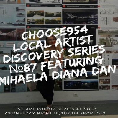 Choose954 Local Artist Discovery Series #87 - Live...