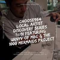 Choose954 Local Artist Discovery Series #91 - Live Art Popup