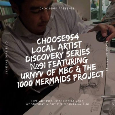 Choose954 Local Artist Discovery Series #91 - Live...