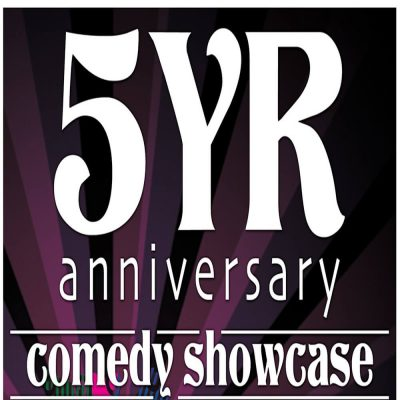 Comedy Takeover 5 Year Anniversary Showcase