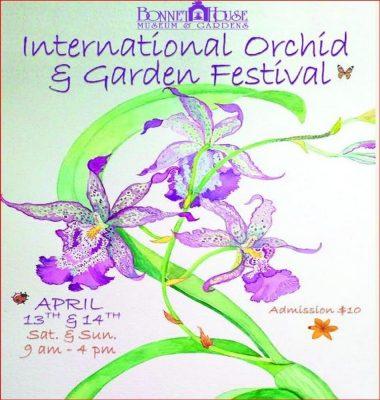International Orchid & Garden Festival