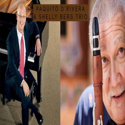 Gold Coast Jazz: Paquito D'Rivera & the Shelly Berg Trio