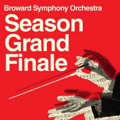Broward Symphony Orchestra Season Finale