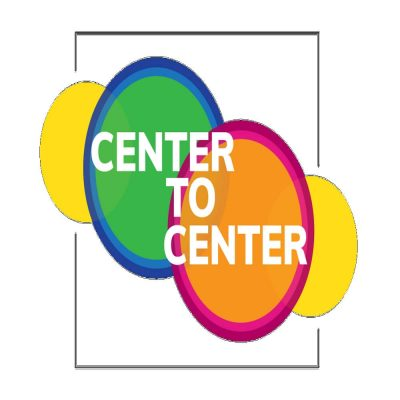 Opening Reception Center to Center