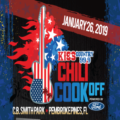 KISS Country 99.9 Chili Cook Off