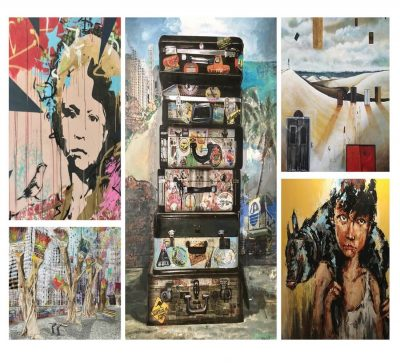 Dreamers Exhibition Opening Reception | ArtServe - Miramar Cultural Center