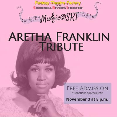Music@SRT: Aretha Franklin Tribute