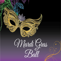 Mardi Gras Ball featuring Kermit Ruffins