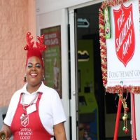 Ring Our Bell - Salvation Army of Broward Red Kettle Bell Ringers Job Fair