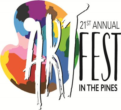 21st Annual Artfest in the Pines