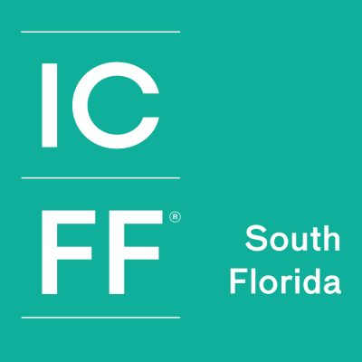 ICFF South Florida | International luxury design fair