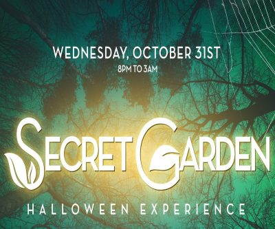 Secret Garden - Halloween Experience
