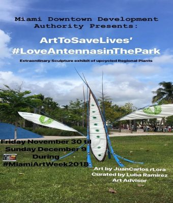 #LoveAntennasInThePark