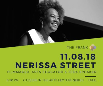 Careers in the Arts: Nerissa Street