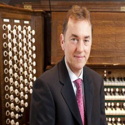 FIU Music Festival: Organ Virtuoso Thomas Trotter