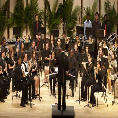 FIU Symphonic Band Celebrates Thanksgiving
