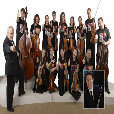 Russian String Orchestra and Clarinetist Alex Fite...