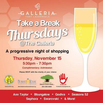 Take a Break Thursday