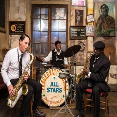 Preservation Hall All-Stars Concert
