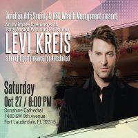 An Intimate Night with Levi Kreis