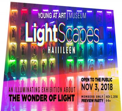 LightScapes An Illuminating Exhibition about the Wonder of Light Haiiileen
