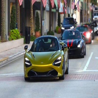 Exotics on Las Olas Exotic Car Show Ft Lauderdale Florida