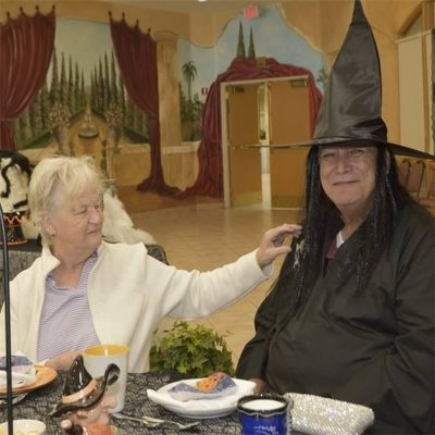 """Witch's Brew"" Annual Halloween Tea Party"