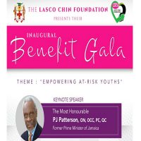 Lasco Chin Foundation Inaugural Benefit Gala