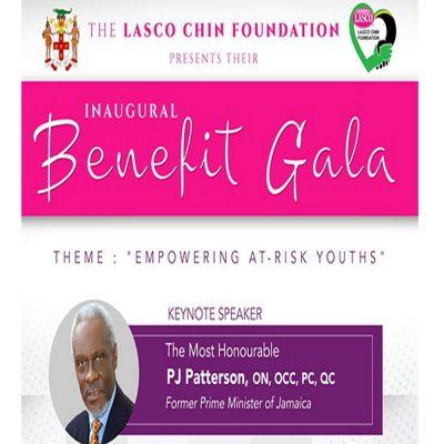 Lasco Chin Foundation Inaugural Benefit Gala