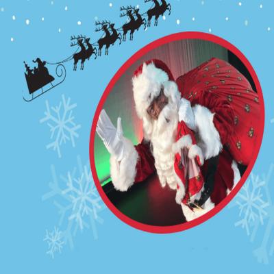 Santa's Magical Meet & Greet
