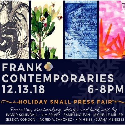 Frank Contemporaries