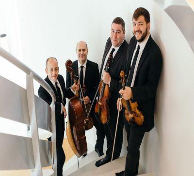 Amernet String Quartet: Carter, Cage & Crumb