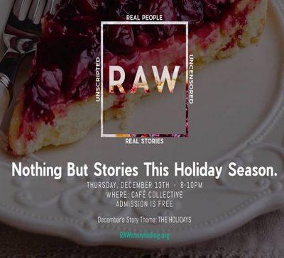RAW Storytelling: Live True Storytelling Show in Ft. Lauderdale