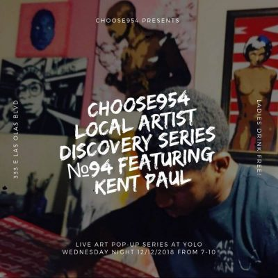 Choose954 Local Artist Discovery Series #94 - Live...