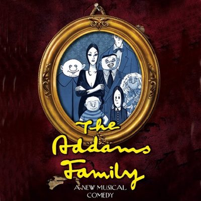 The Addams Family, A New Musical