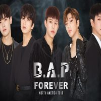"B.A.P ""Forever"" North American Tour"