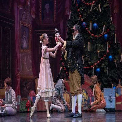 The Nutcracker by the Boca Ballet Theatre