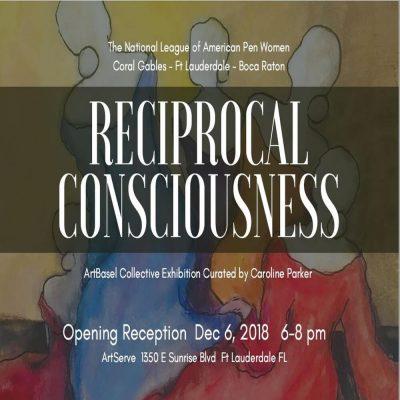 Reciprocal Consciousness Artist Reception
