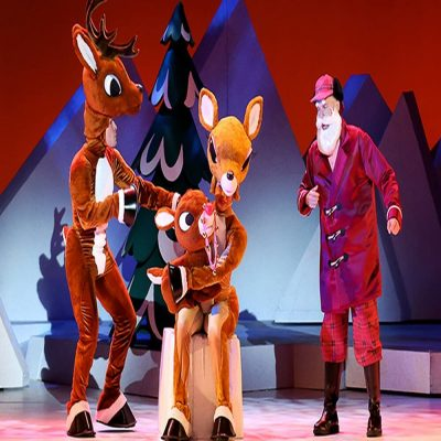Rudolph the Red-Nosed Reindeer: The Musical