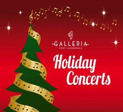 Holiday Concert Series at The Galleria at Fort Lau...