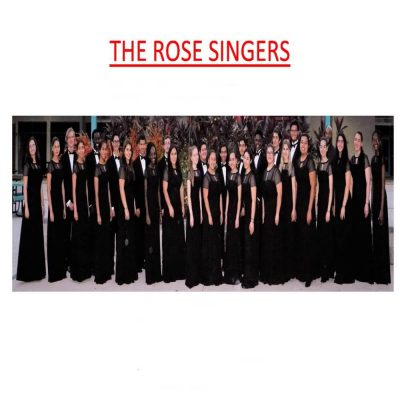 The Rose Singers at Holy Sacrament Episcopal Churc...